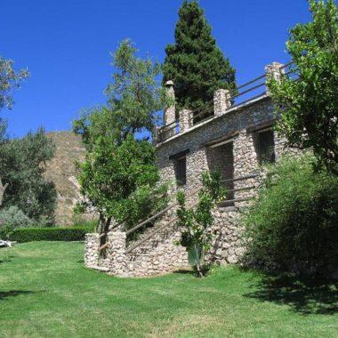 Casa de campo tradicional con Piscina
