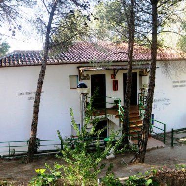 Gran casita forestal para 2-4 personas