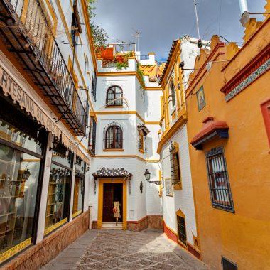En las grandes ciudades de Andalucía